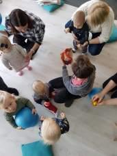 Muzikiniai užsiėmimai vaikams