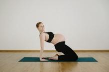 Nėščiųjų mankšta. Kalanetikos mokytoja Aistė Gustė
